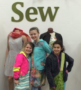 Teen & Tween Summer Sewing June 24-28